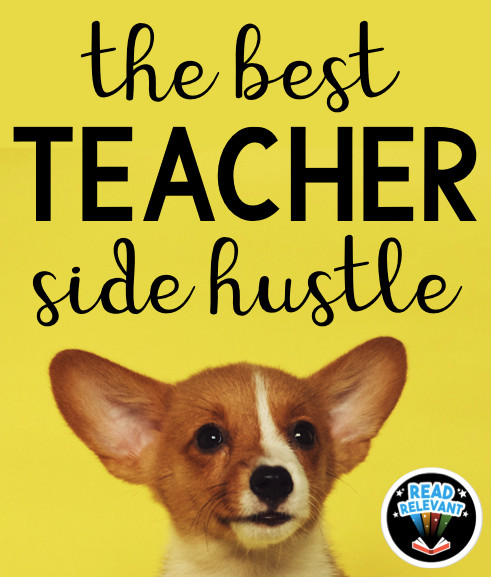 The Best Teacher Side Hustle