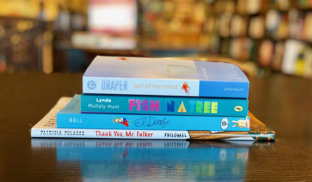 Books Featuring Kids with Disabilities