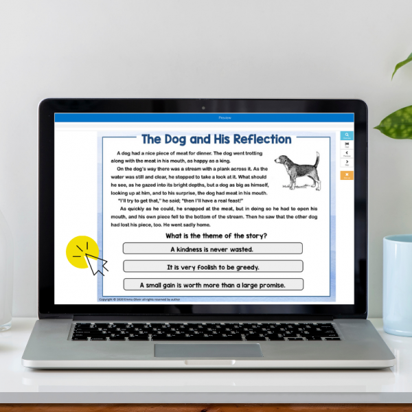 Why Use Digital Task Cards? My Top Five Reasons