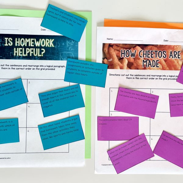 4 Screen-Free Resources to Keep Students Engaged in ELA